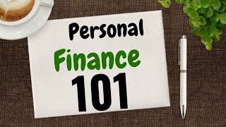 Beginners Personal Finance 101 - Budgeting, Cash, Loans, Assets, Investment, Retirement & Will