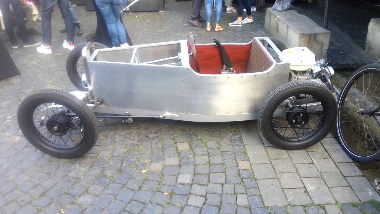 Cyclecar Cyclekart fast fertig!!!