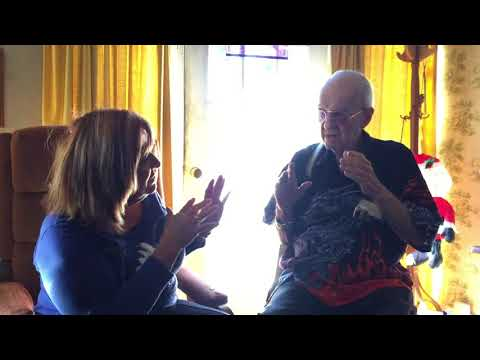 Paola Harris interview Robert Short about Alien Contact at Giant Rock Part 2