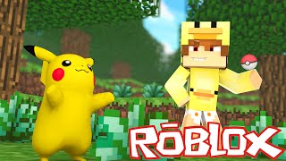 ROBLOX POKEMON - BABY DUCK FINALLY DEFEATS THE TRAINER!!