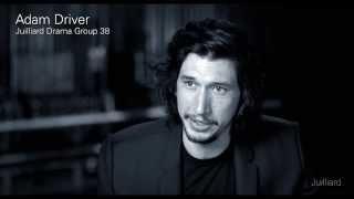 Adam Driver   Juilliard Snapshot