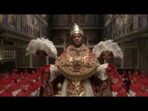 The Young Pope - Pope Entering the Sistine Chapel