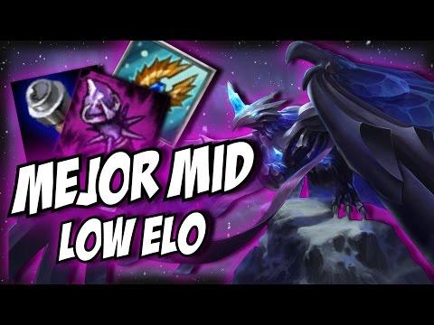 ¡ANIVIA FREE ELO! El mejor midlaner para low elo   League of legends   Garmy   Diamante