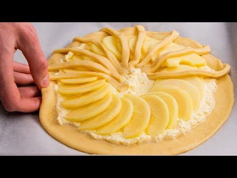 il-suffit-d'ajouter-les-pommes-à-la-pâte-et-d'attendre-qu'elles-cuisent|-savoureux.tv