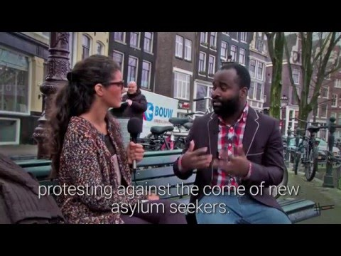 Amsterdam a great, diverse place to live says activist, ex-refugee