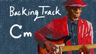 Slow Blues Backing Track in C minor, The Sky Is Crying