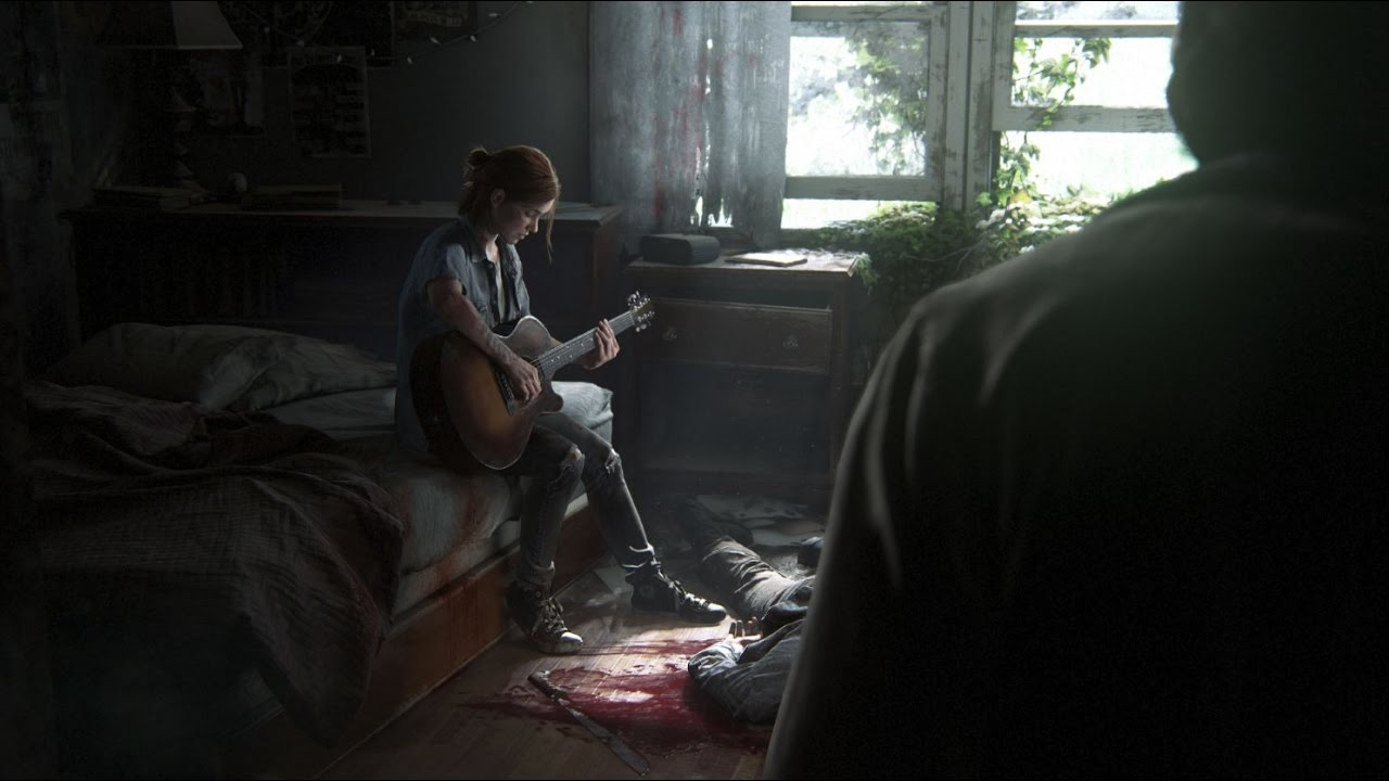 PS4『The Last of Us Part II』 PSX16 影片