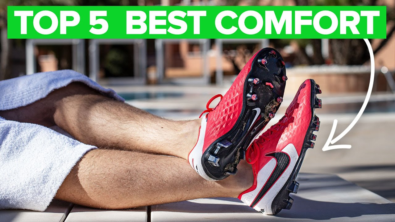 MOST COMFORTABLE FOOTBALL BOOTS 2020