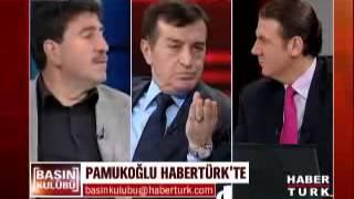 Osman Pamukoğlu Habertürk'te