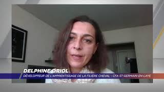 Yvelines | L'ITV express de Delphine Oriol, formatrice au CFA de Saint-Germain-en-Laye