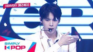 [Simply K-Pop] VERIVERY(베리베리) - Lay Back _ Ep.398 _ 012420