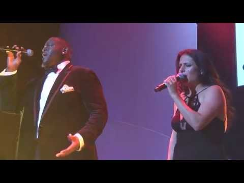 Hallelujah at the Times of Israel Gala