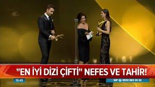 """Atv'ye """"Altın Kelebek"""" yağdı! - Atv Haber 10 Aralık 2018"""