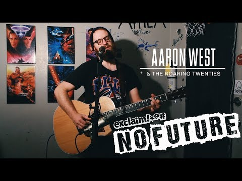 """Aaron West & the Roaring Twenties - """"Orchard Park"""" (Acoustic Session) 