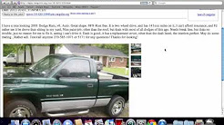 Craigslist Bowling Green Kentucky - Cheap Used Cars for Sale by Owner Available in 2012 and 2013