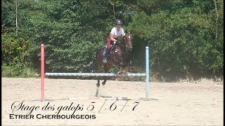 STAGE GALOP 5/6/7 - ETRIER CHERBOURGEOIS