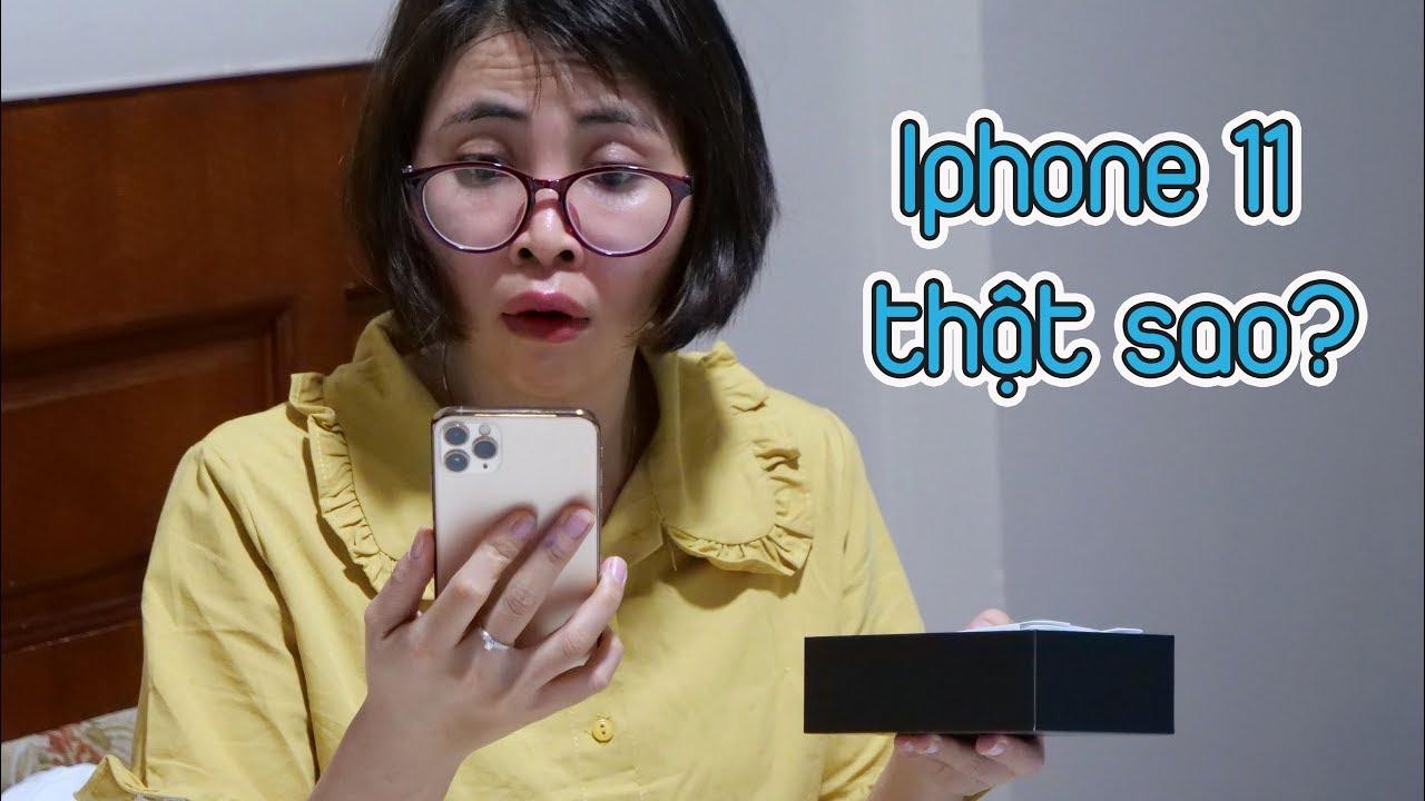 Troll Tặng Iphone 11 Cho Chị Thơ Nguyễn