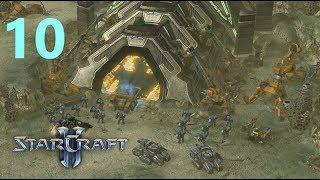 Прохождение Star Craft 2 №  10 Большие раскопки (Ветеран)