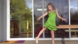 do my thing by estelle janelle monae 8 year old dance