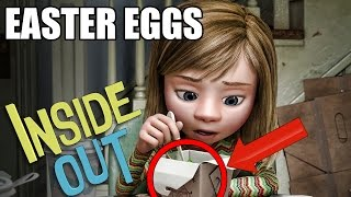 45 Easter Eggs of INSIDE OUT You Didn't Notice thumbnail