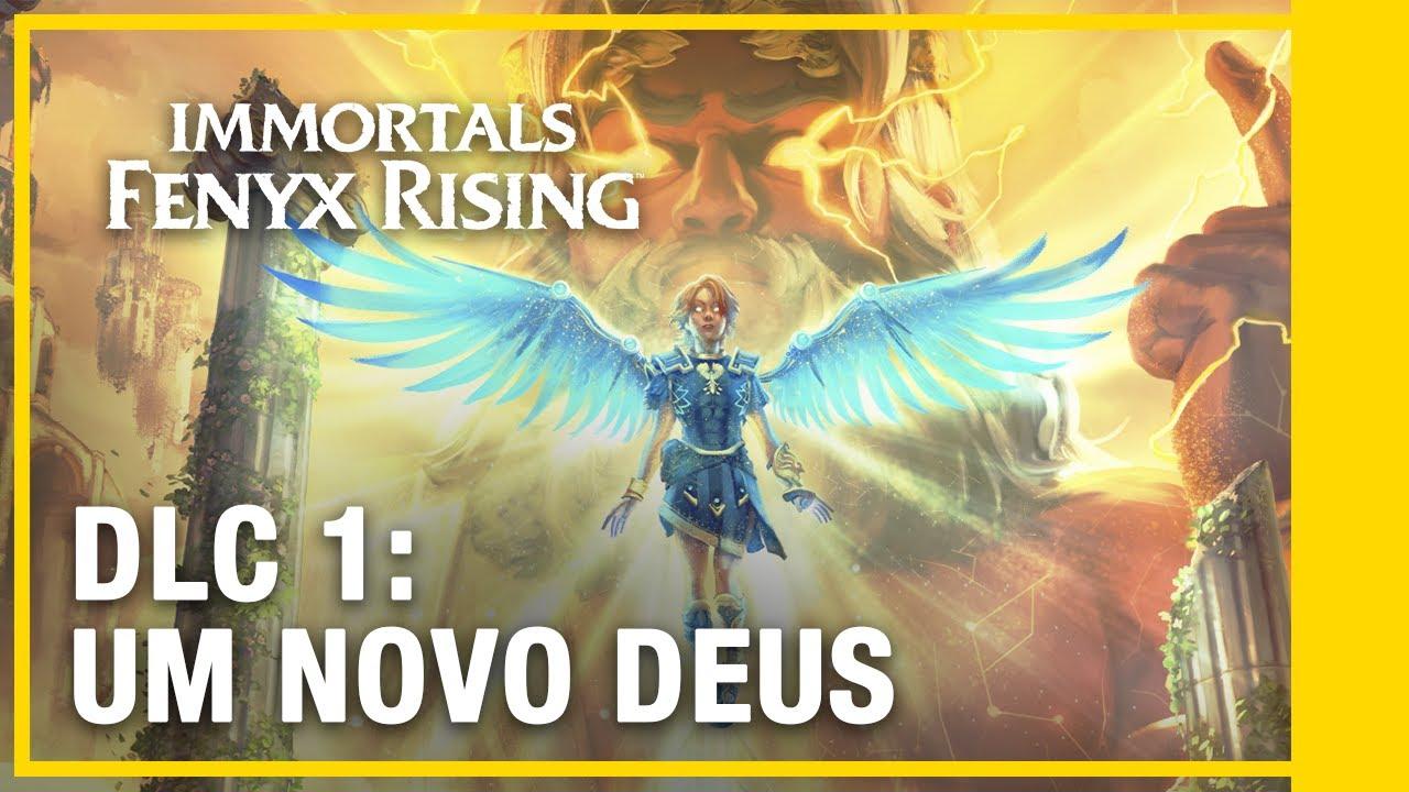Immortals Fenyx Rising: DLC 1 - Um Novo Deus