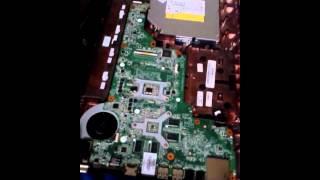 Как заменить вентилятор кулер у ноутбука HP Pavilion g6(Если вы не ремонтник и нет лишней одной или двух тысяч рублей а отремонтировать ноутбук нужно - то это видео..., 2015-05-13T17:06:51.000Z)