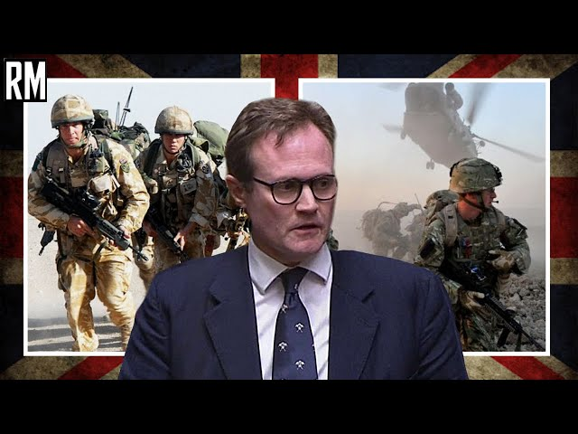 UK Parliament Wants to Continue Occupation of Afghanistan