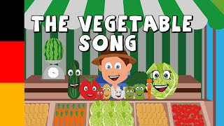 �������� ���� vegetable song for kids in german - Kids songs and videos - learn german ������