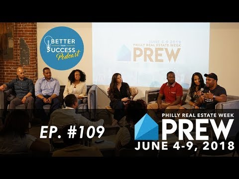 Ep#109: Philly Real Estate Week Planning Committee Live Podcast Recording