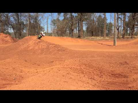 Brett Lee - Durhamtown Offroad Park Arenacross track