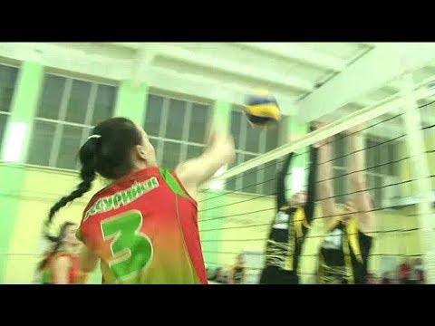 В финале всё те же. Завершился чемпионат Уссурийска по волейболу среди женщин