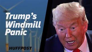 Trump Amps Up War On Windmills