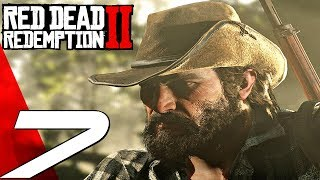 Red Dead Redemption 2 - Gameplay Walkthrough Part 7 - FULL GAME (PS4 PRO)