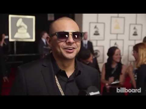 Sean Paul: The 2015 GRAMMYs Red Carpet