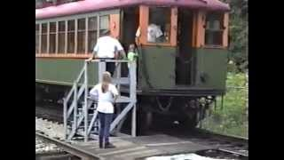 ITM Riding an Interurban at the Indiana Transportation Museum