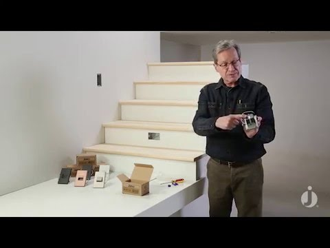 Juno Mini LED Step Light