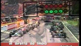 Ayrton Senna - Domenica Sportiva 1 Maggio 1994