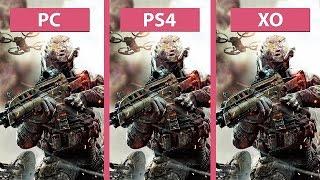 Call of Duty Black Ops 3 PC vs. PS4 vs. Xbox One Graphics Comparison