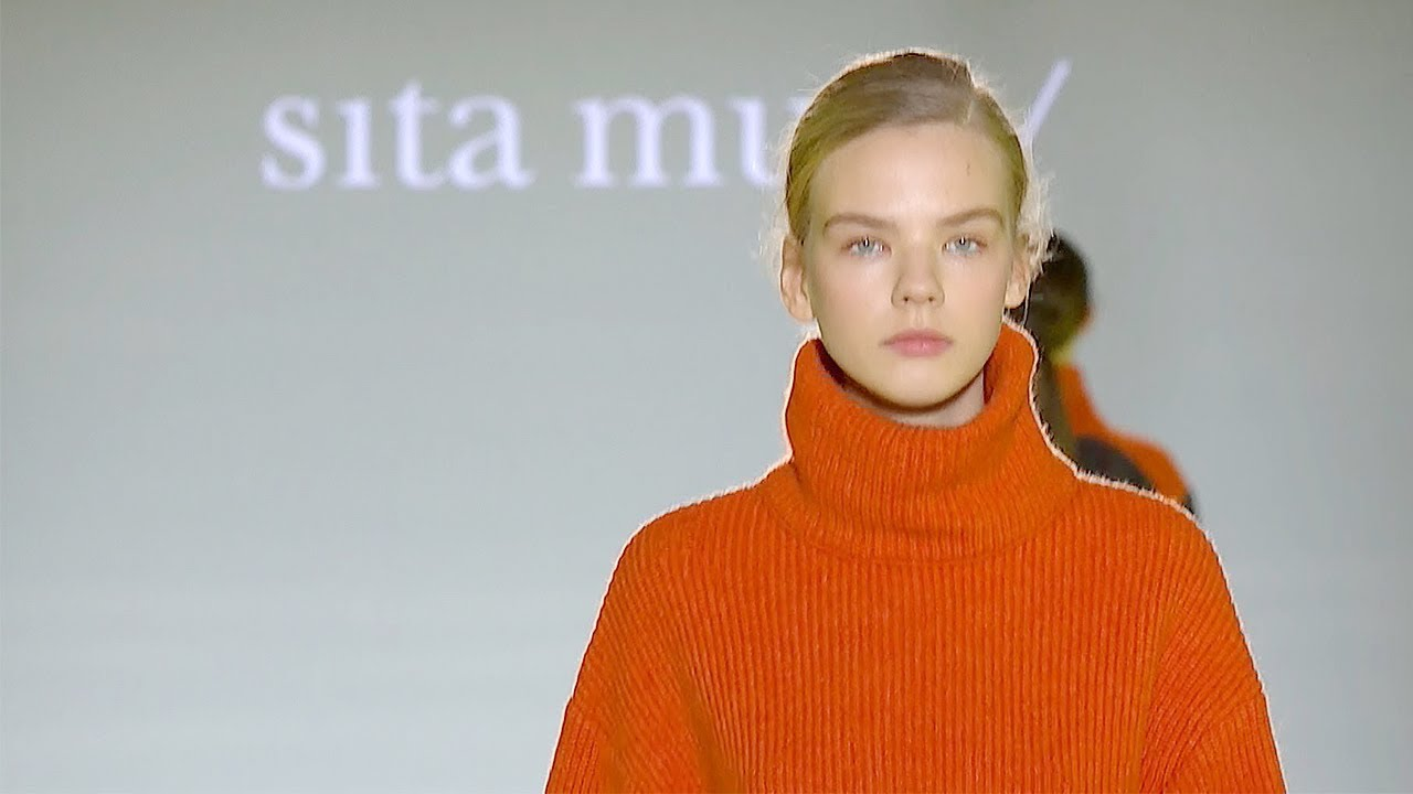 [VIDEO] - Sita Murt | Fall Winter 2019/2020 Full Fashion Show | Exclusive 3