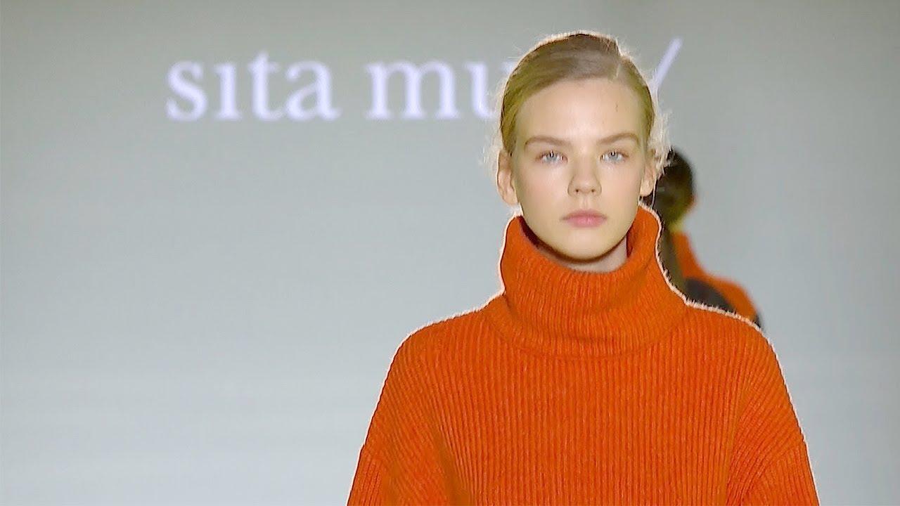 [VIDEO] - Sita Murt | Fall Winter 2019/2020 Full Fashion Show | Exclusive 1
