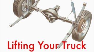 Lifting Your Truck ( Shackle $ vs. Block $ vs. Leaf Spring $$$ )