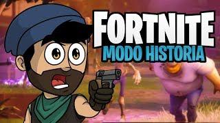 FORTNITE SALVAR EL MUNDO | Modo Historia #1