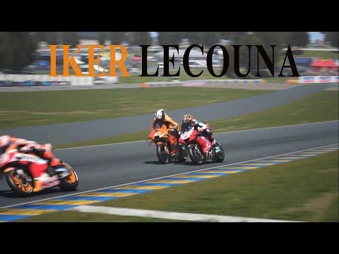 """MotoGP21 """" THE POWER OF IKER LECOUNA""""  """