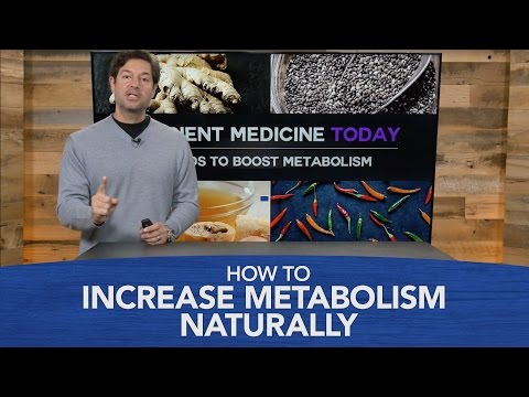 Metabolism Boosting Foods: How to Increase Metabolism Naturally