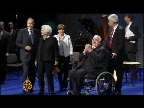 Bush and Gorbachev: The Berlin Wall interviews - 06 Nov 09