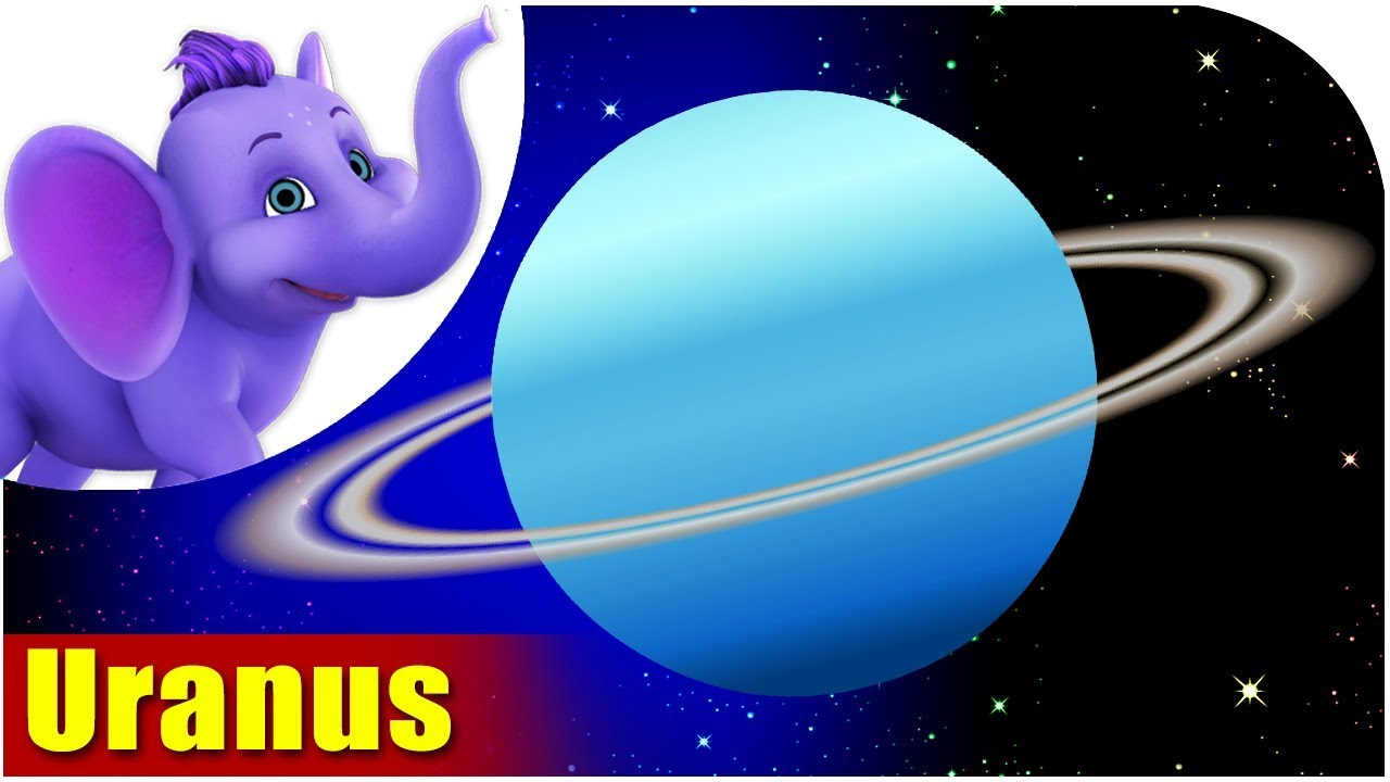 Solar System - Song on Planet Uranus in Ultra HD (4K ...