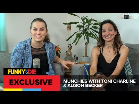 Munchies with Toni Charline & Alison Becker