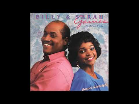 """""""Love Is The Reason"""" (Original)(1988) Billy & Sarah Gaines"""