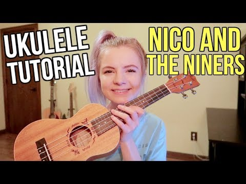 Nico And The Niners - twenty one pilots | EASY UKULELE TUTORIAL