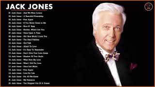 Jack Jones Greatest Hits Full Album | Best Of Jack Jones Songs 2019